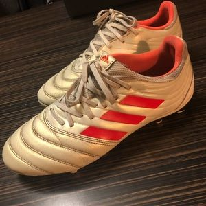 Adidas COPA 19.3 Firm Ground Soccer Cleats